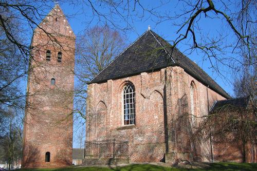 Hervormde kerk Slochteren | Woldkerken.nl
