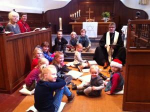 kindernevendienst 25-12-2014